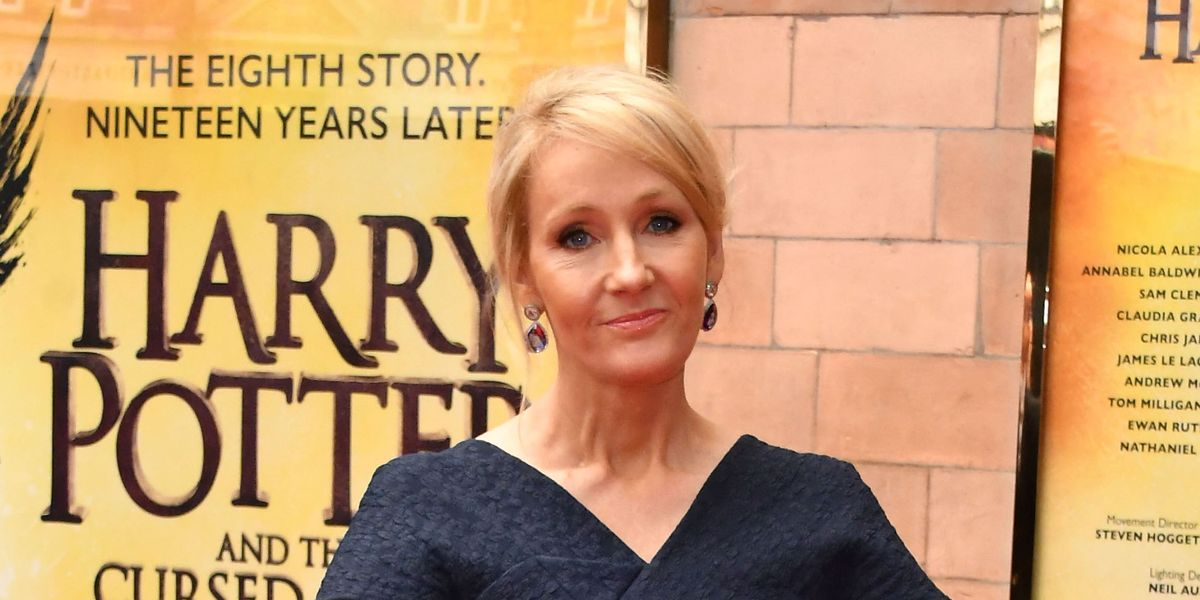 Jk Rowling Didnt Want To Make Harry Potter And The Cursed Child For