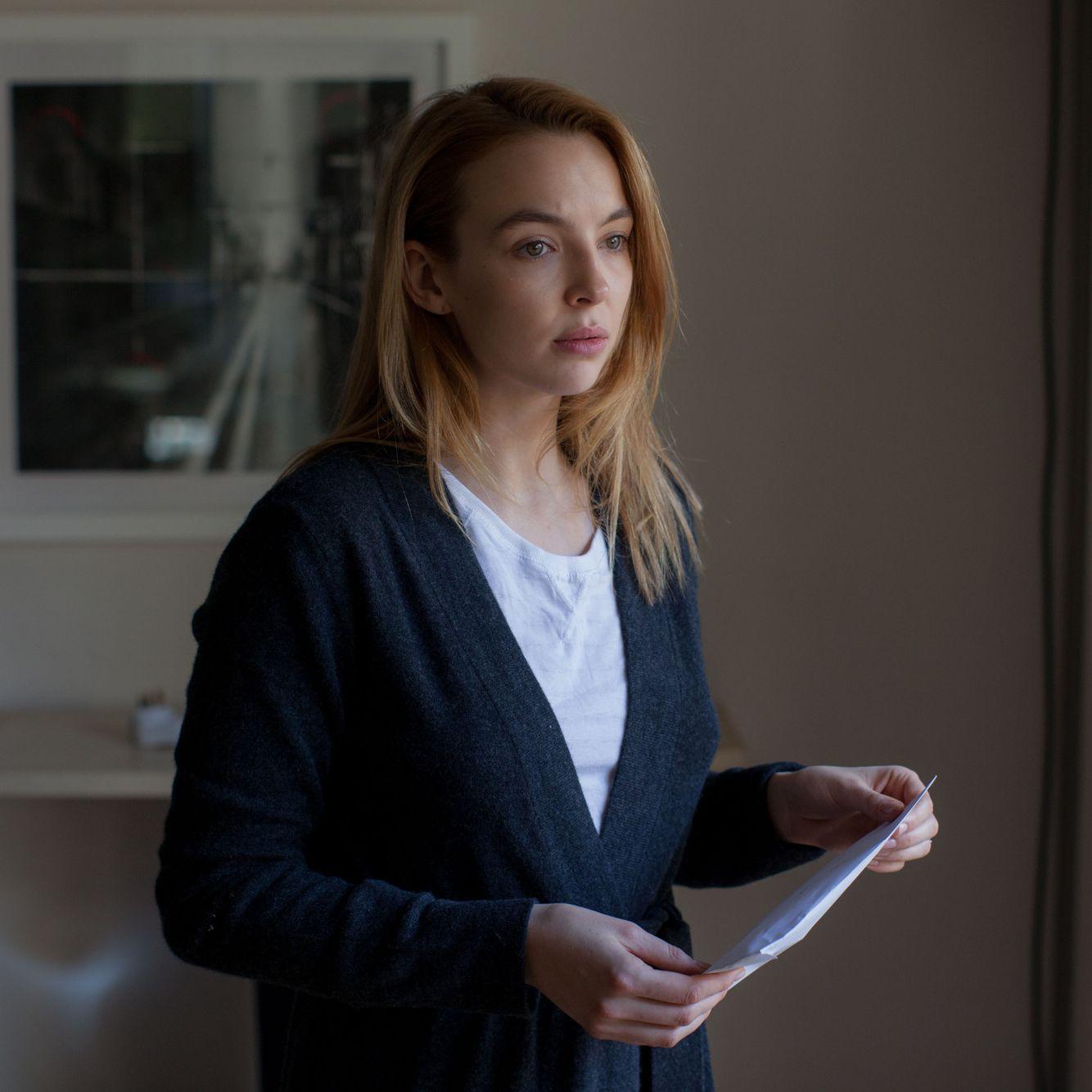 Killing Eve's Jodie Comer recalls disturbingly bizarre fan request