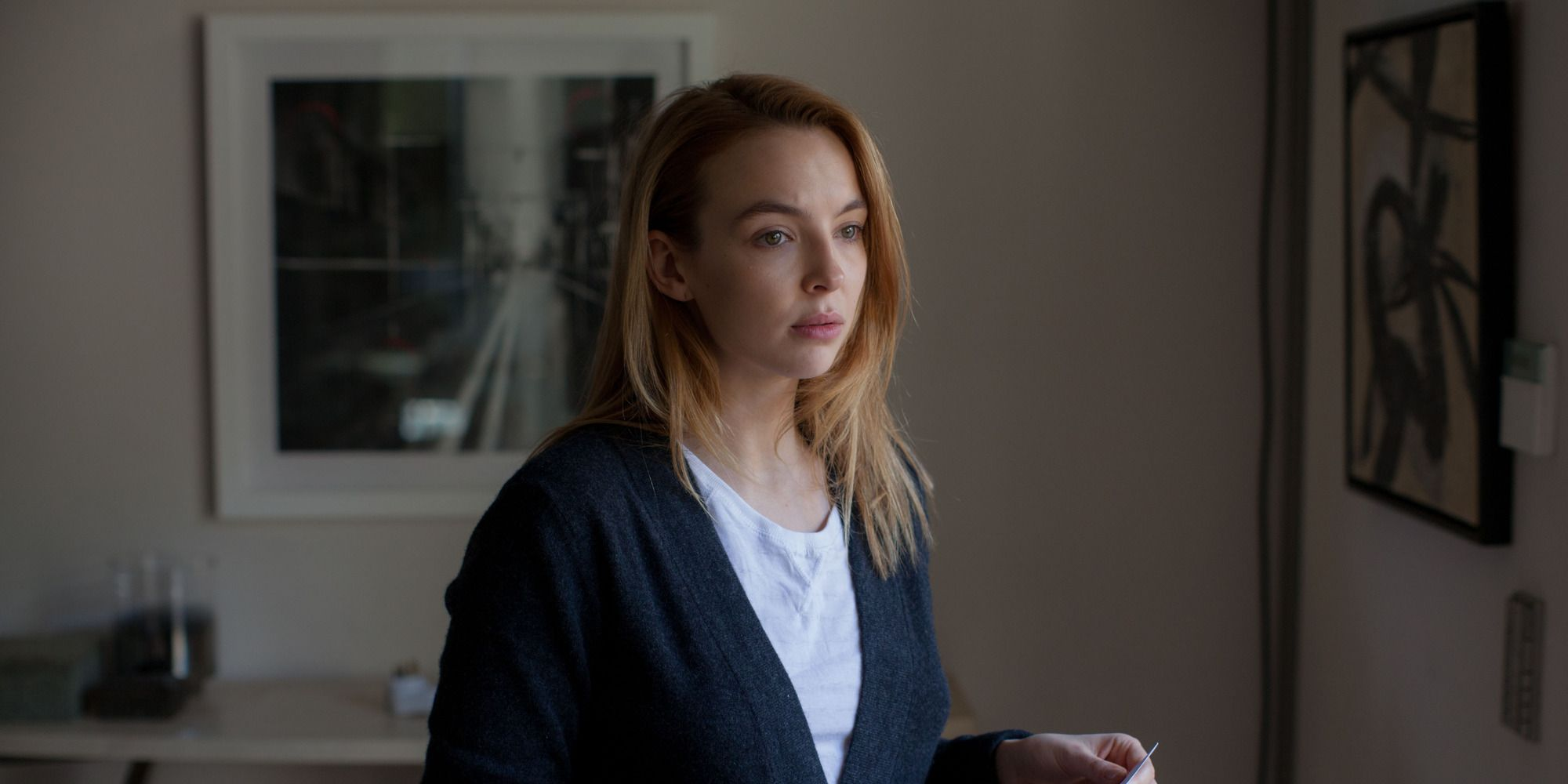 Jodie Comer in 'Doctor Foster' s02e04