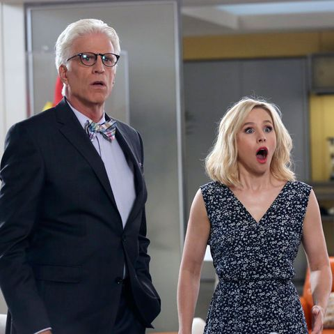 Ted Danson, Kristen Bell, The Good Place