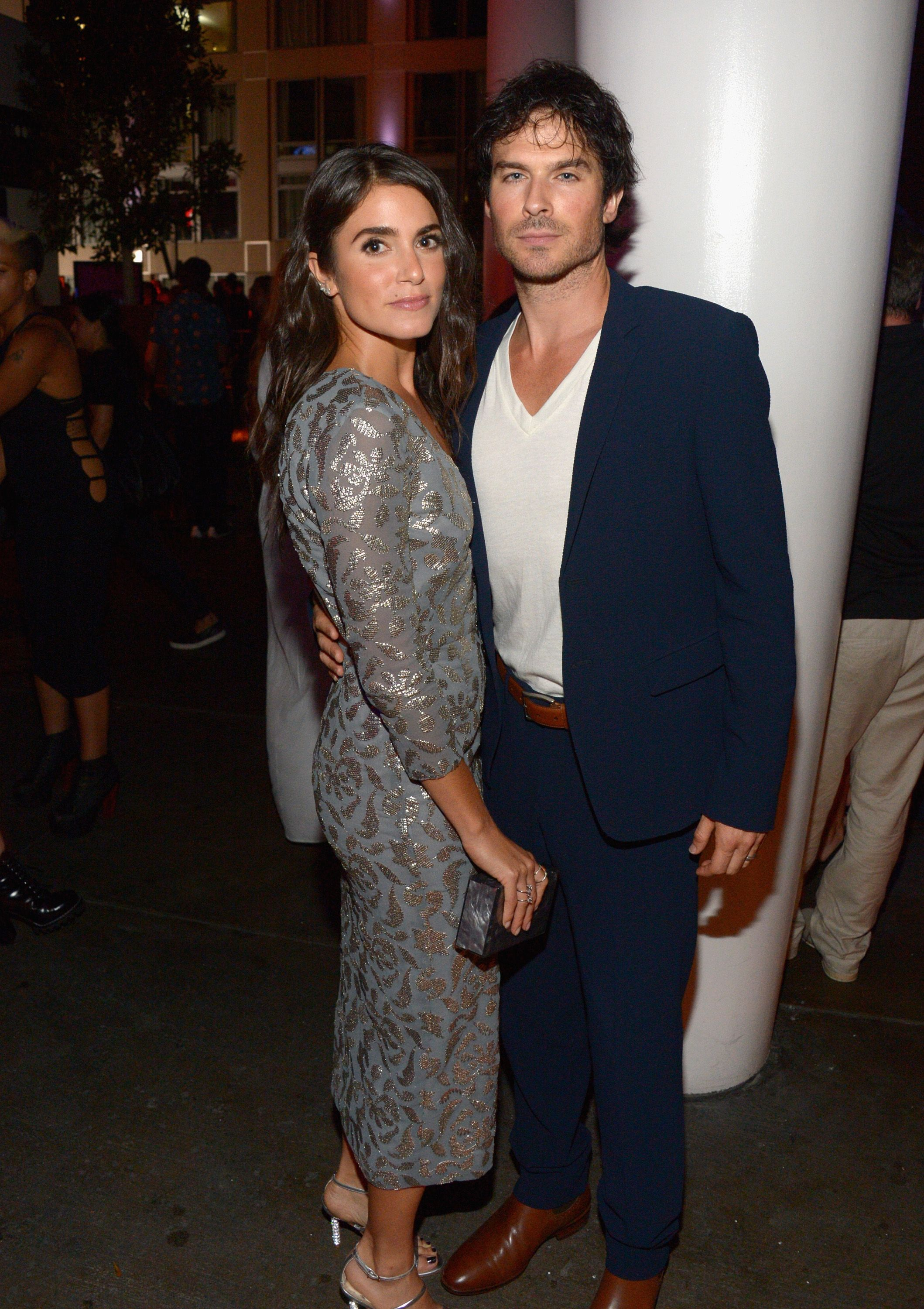 "Ian Somerhalder opens up about his wife Nikki Reed's ""unexpected"" role in V Wars"