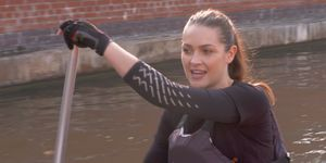 Hollyoaks Anna Passey Stand Up to Cancer