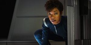 Sonequa Martin-Green on Star Trek: Discovery