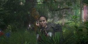 Natalie Portman in Annihilation trailer