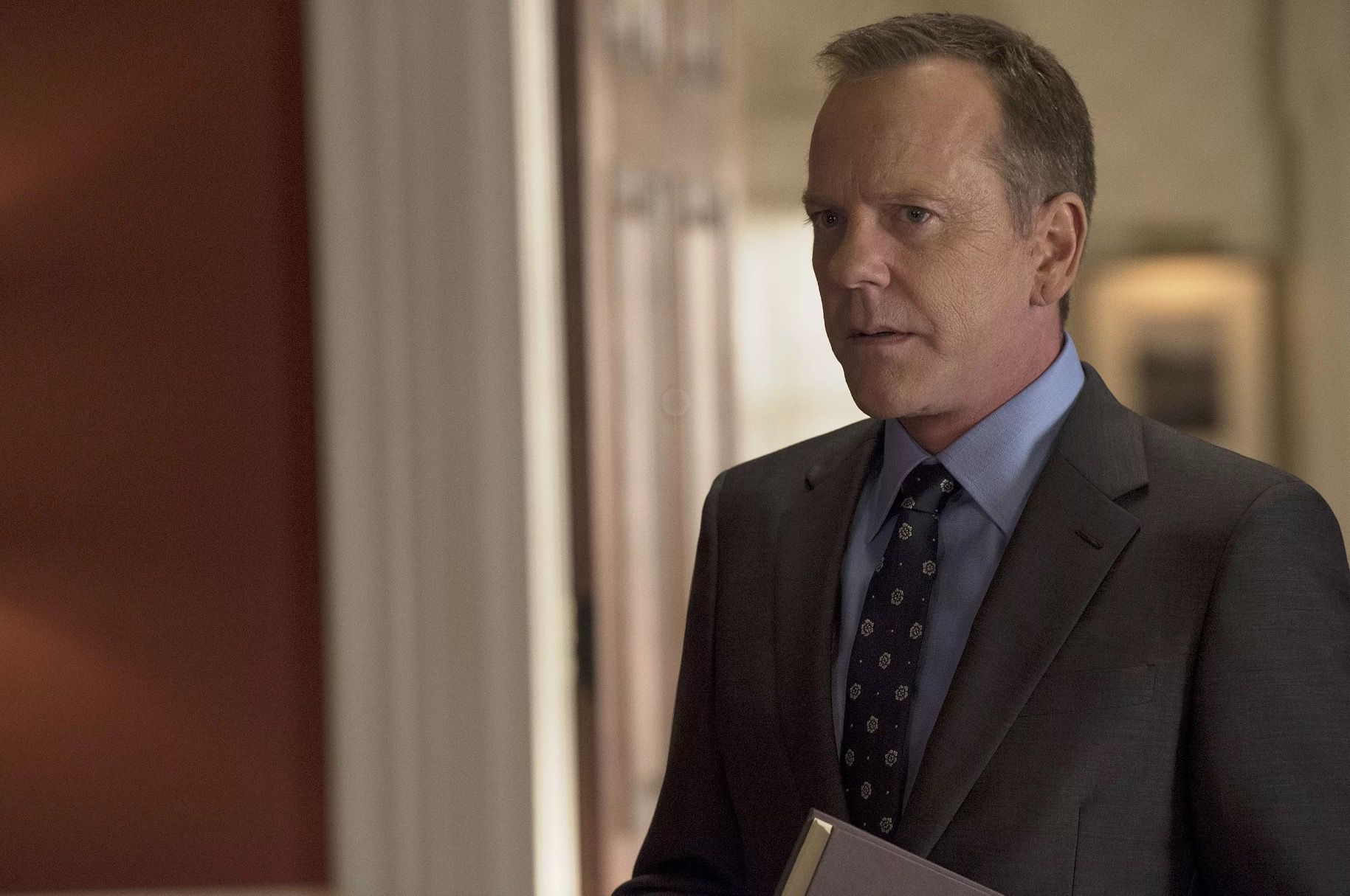 Kiefer Sutherland's next TV show confirmed after Designated Survivor's Netflix axe