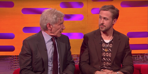Harrison Ford and Ryan Gosling on The Graham Norton Show