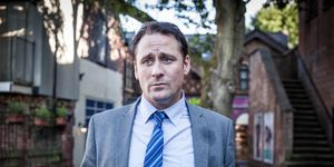 Tony Hutchinson in a special Hollyoaks episode