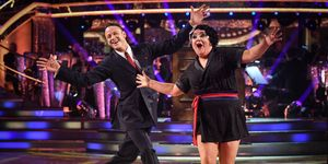 Strictly Come Dancing week 2: Kevin Clifton and Susan Calman