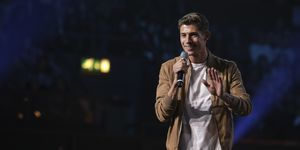 Sam Black performs on The X Factor Boot Camp (October 1)