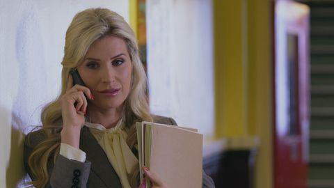 Sarah Jayne Dunn as Adele Pearson in Doctors