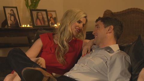 Adele Pearson and Daniel Granger in Doctors