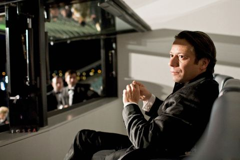 """<p>It's not Mathieu Amalric's fault, but Greene is sorely underwritten and ends up a tedious foe for Bond in Daniel Craig's muddled second outing.<span class=\redactor-invisible-space\"""" data-verified=\""""redactor\"""" data-redactor-tag=\""""span\"""" data-redactor-class=\""""redactor-invisible-space\""""></span></p>"""""""