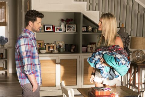 Brody Morgan talks to Ziggy Astoni about Mason in Home and Away