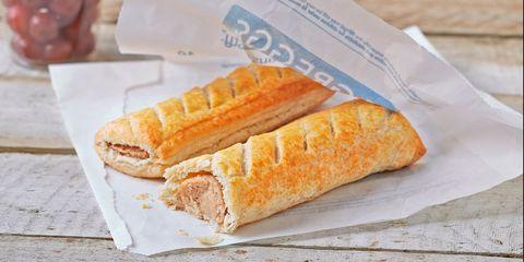 Greggs Sausage Rolls