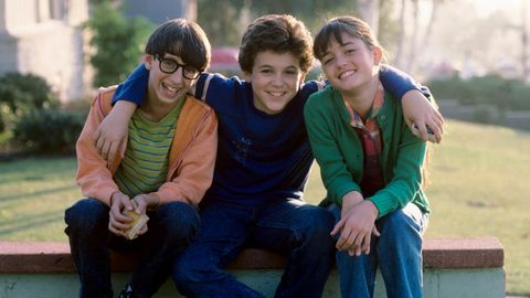 The Wonder Years cast reunite 26 years after the show ended