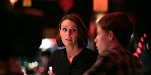 Suranne Jones and Tom Taylor in Doctor Foster