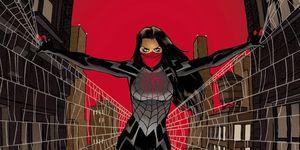 Cindy Moon Silk Spider-Man
