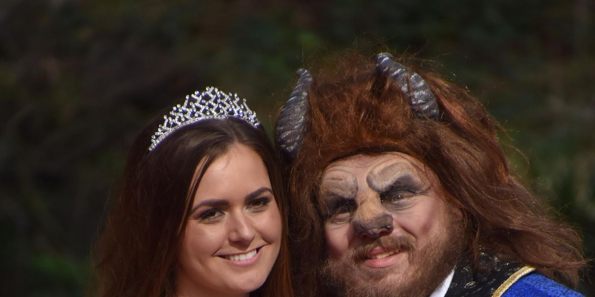 Don T Tell The Bride Groom S Beauty The Beast Themed Wedding Pisses Off Bride