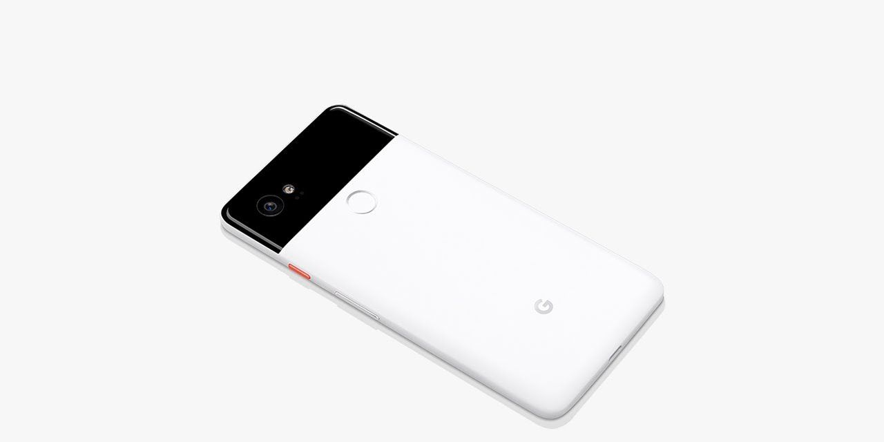 Google Pixel 2 phone
