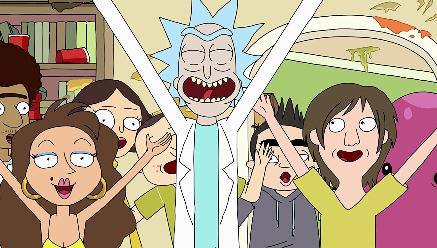 Rick and Morty season 4 first pictures tease return of a familiar face