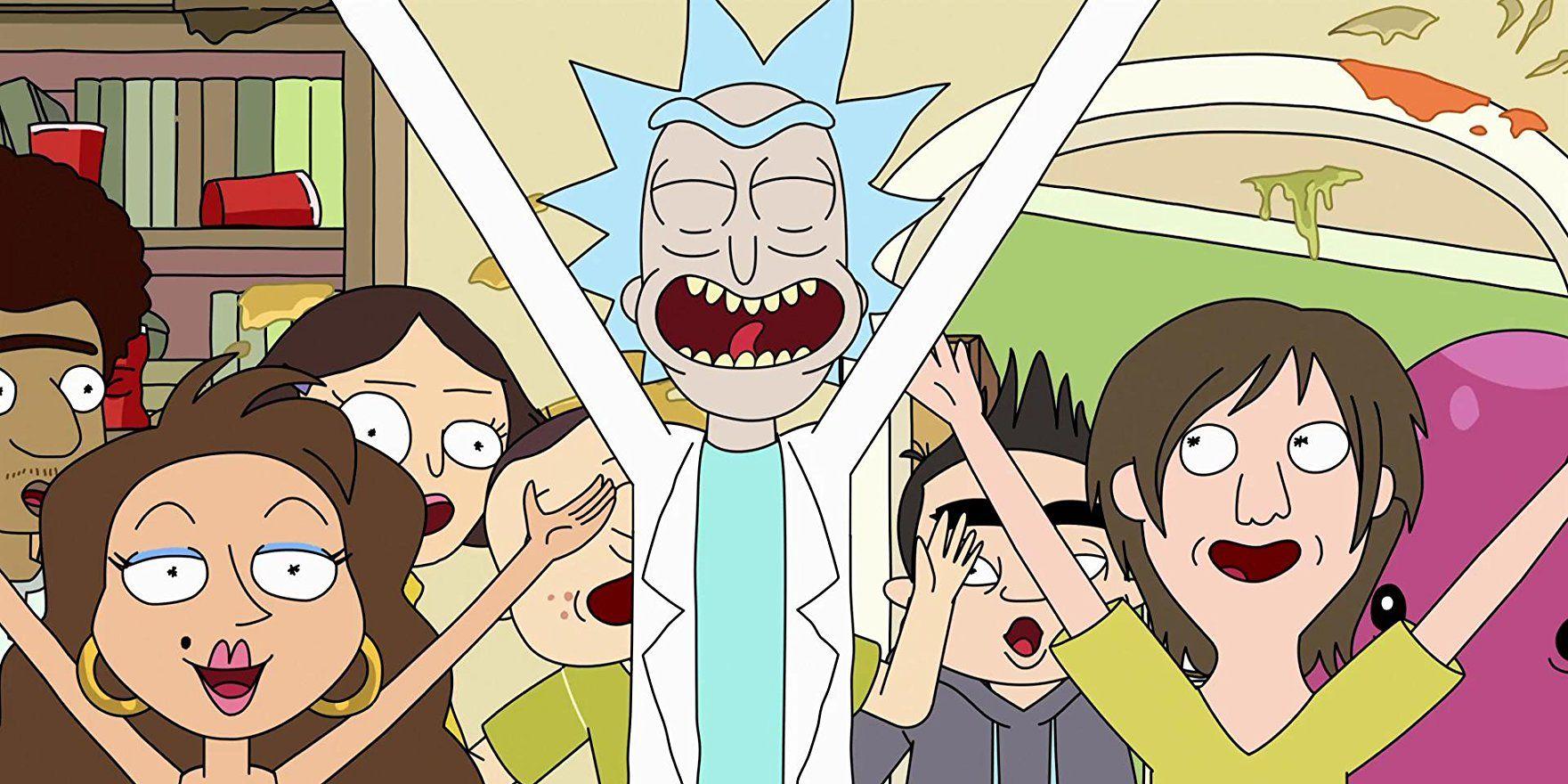 Rick and Morty, 'Ricksky Business'