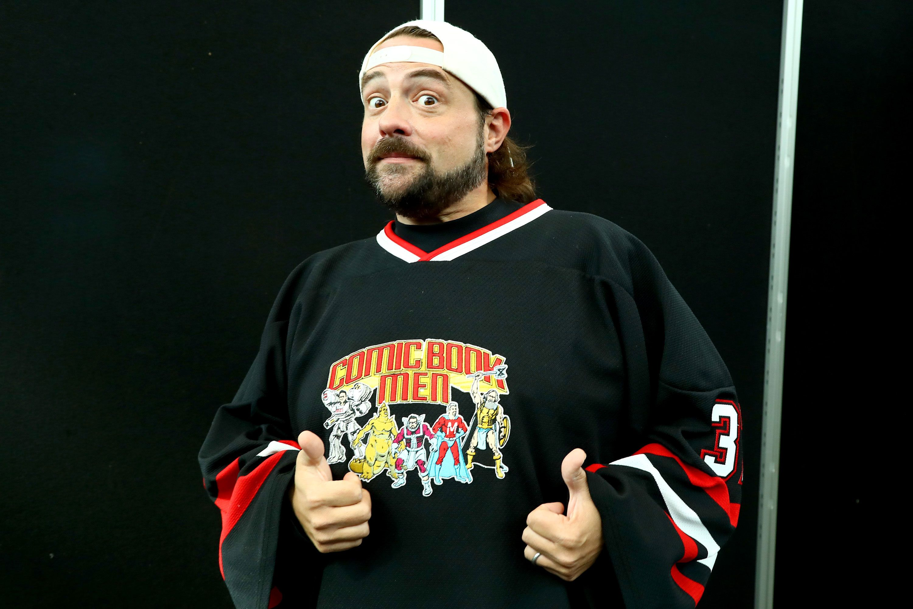 Kevin Smith responds to fan's very odd Jay & Silent Bob Reboot complaint