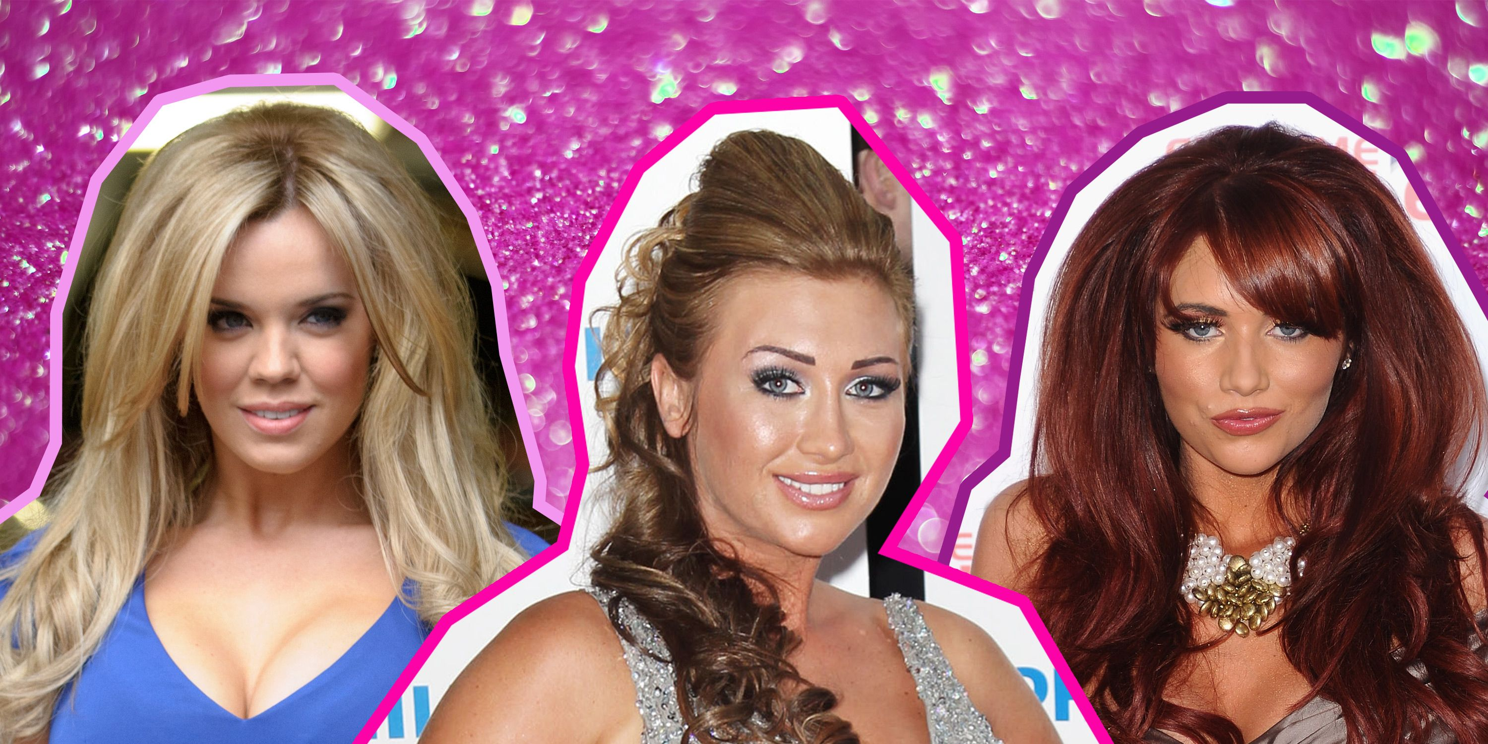 Lauren Goodger, Maria Fowler, Amy Childs, WATN, TOWIE