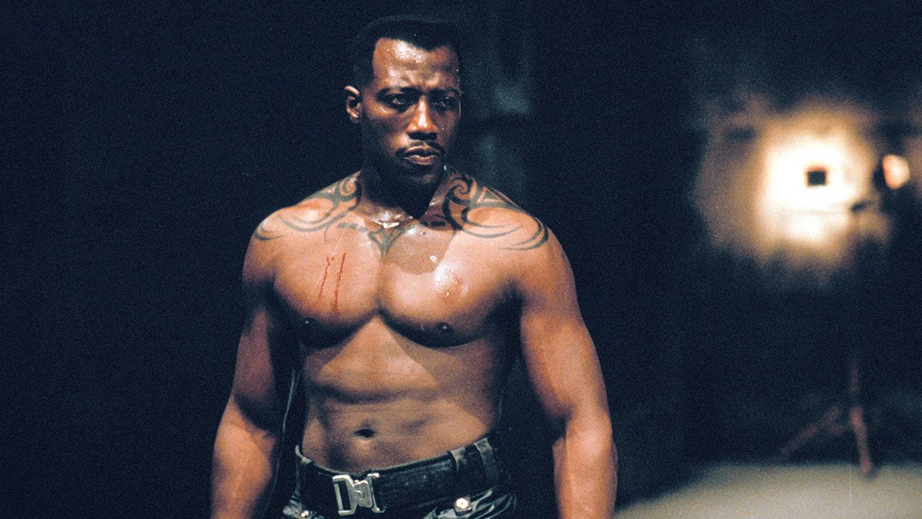 Wesley Snipes addresses Blade: Trinity bad behaviour rumours