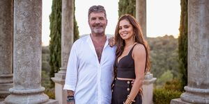 Simon Cowell, Cheryl Tweedy X Factor Judges' Houses 2017