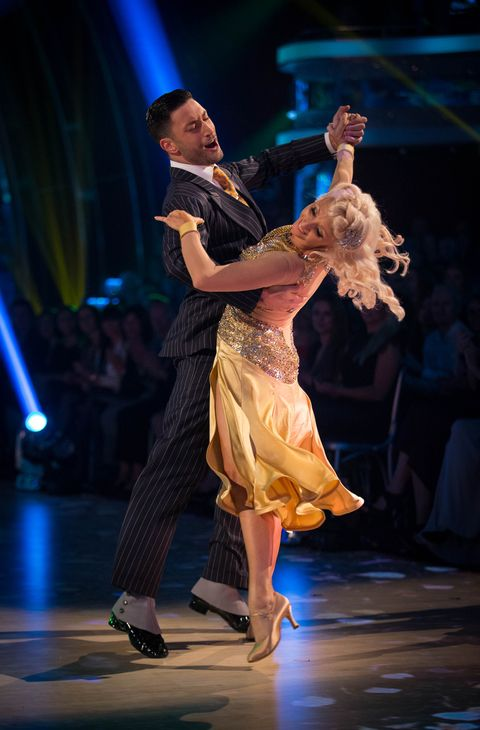 Strictly Come Dancing week 3 - Giovanni Pernice and Debbie McGee