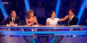 Craig Revel Horwood, Bruno Toniol, Darcey Bussell, Shirley Ballas, Strictly Come Dancing