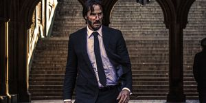 "<p>Get your best wedding suit out of the closet, smear some ketchup on your face, grab a couple of water pistols and bingo, you're John Wick. Extra points for bringing your dog to the Halloween party.<span class=""redactor-invisible-space"" data-verified=""redactor"" data-redactor-tag=""span"" data-redactor-class=""redactor-invisible-space""></span></p>"