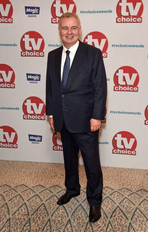 eamonn holmes at the tv choice awards
