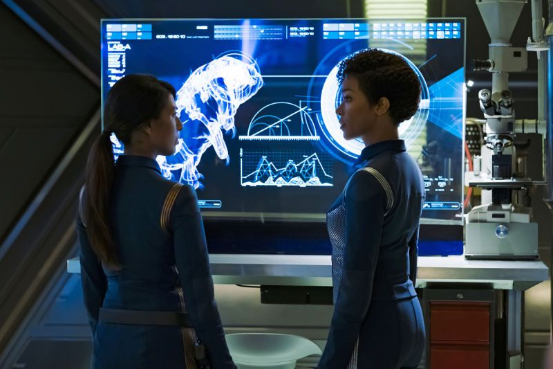 Star Trek: Discovery's latest episode criticised by viewers over shock twist