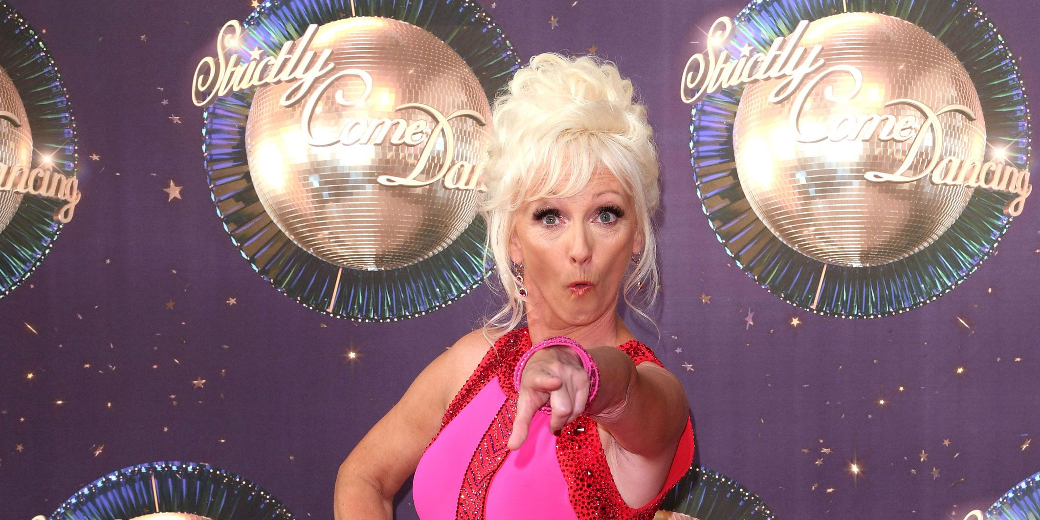 Debbie McGee, Strictly Come Dancing 2017