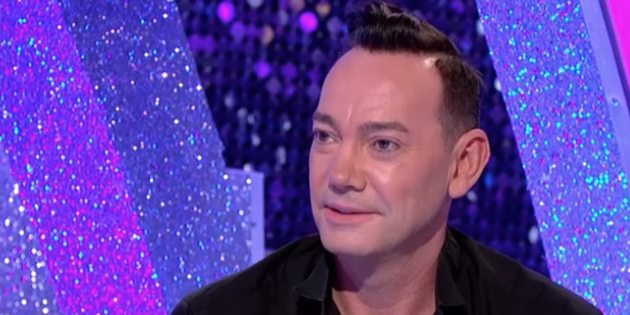 Craig Revel Horwood on Strictly Come Dancing: It Takes Two 10/9