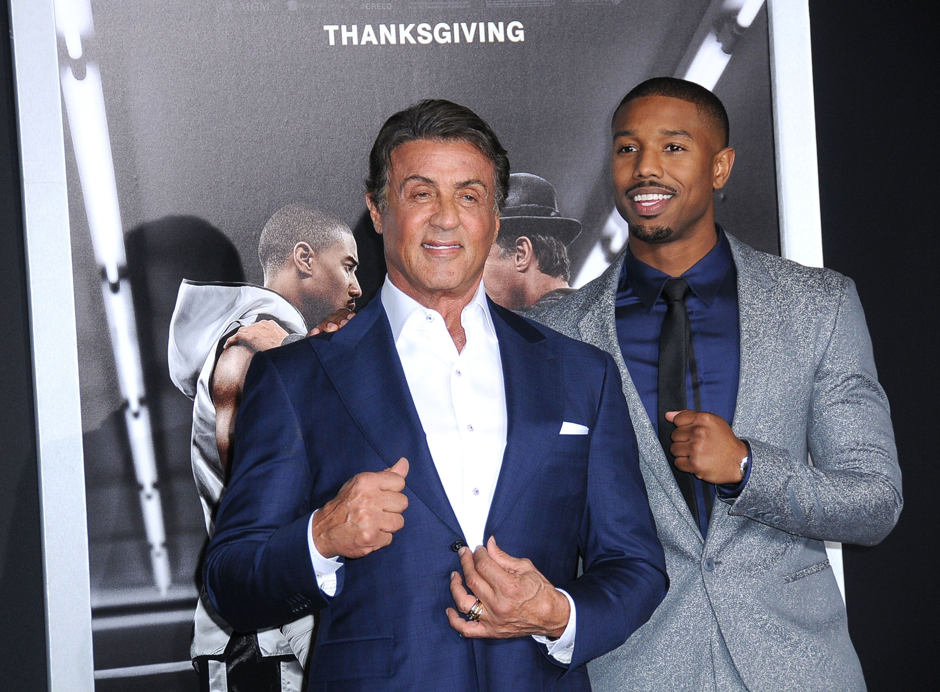 e3a12bd6881 Sylvester Stallone WON'T be directing Rocky spin-off Creed 2
