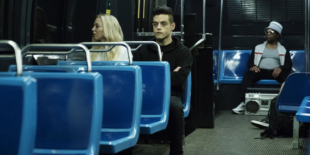 """Rami Malek says Mr Robot ending will be """"very, very climactic"""""""