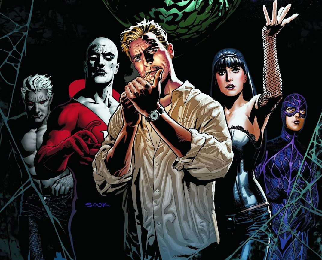 Justice League Dark movies and TV series in the works from Star Wars director JJ Abrams
