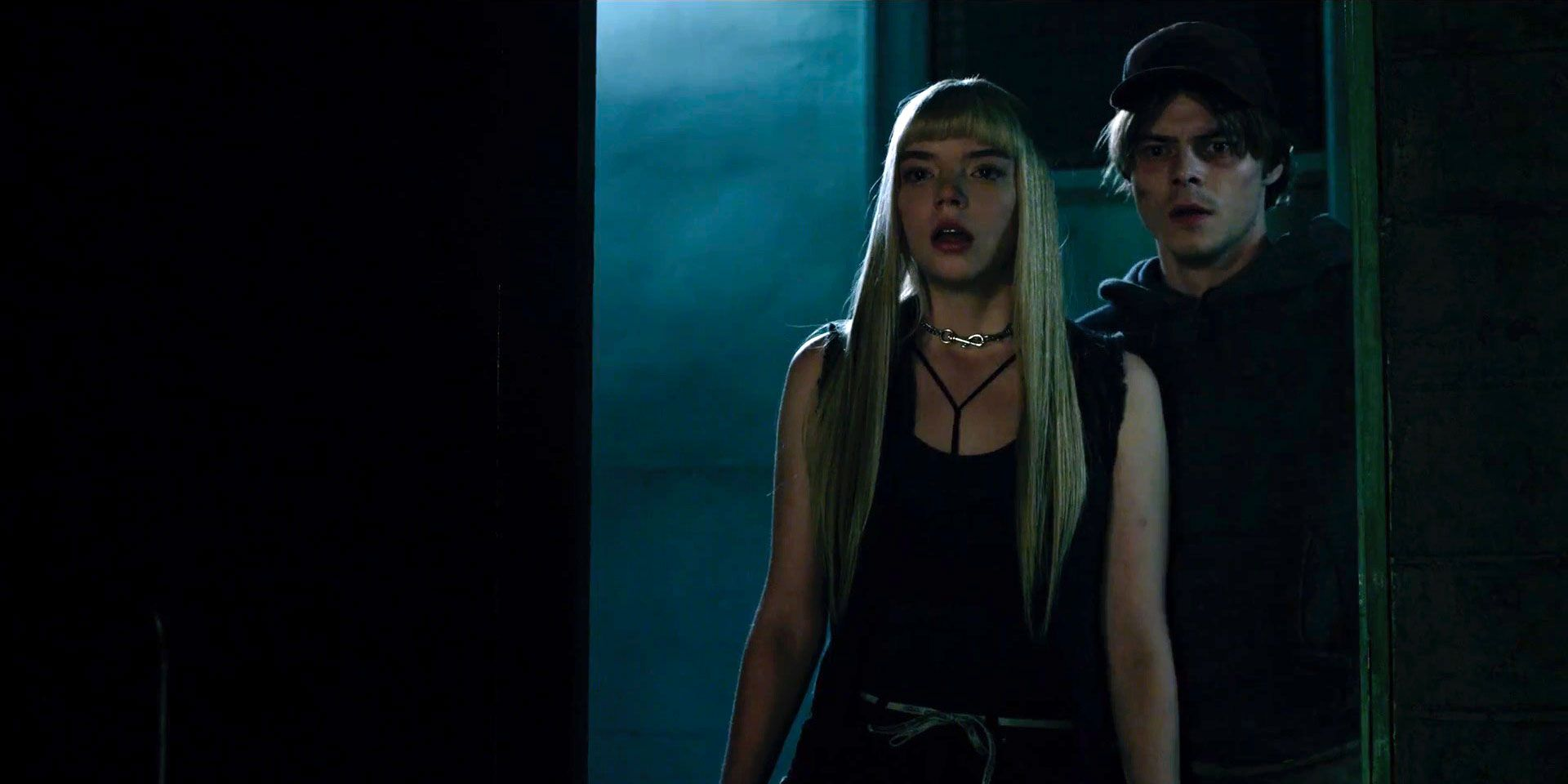 X-Men The New Mutants - Charlie Heaton, Cannonball, Anya Taylor-Joy, Magik