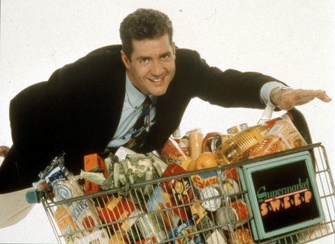 Dale Winton in Supermarket Sweep