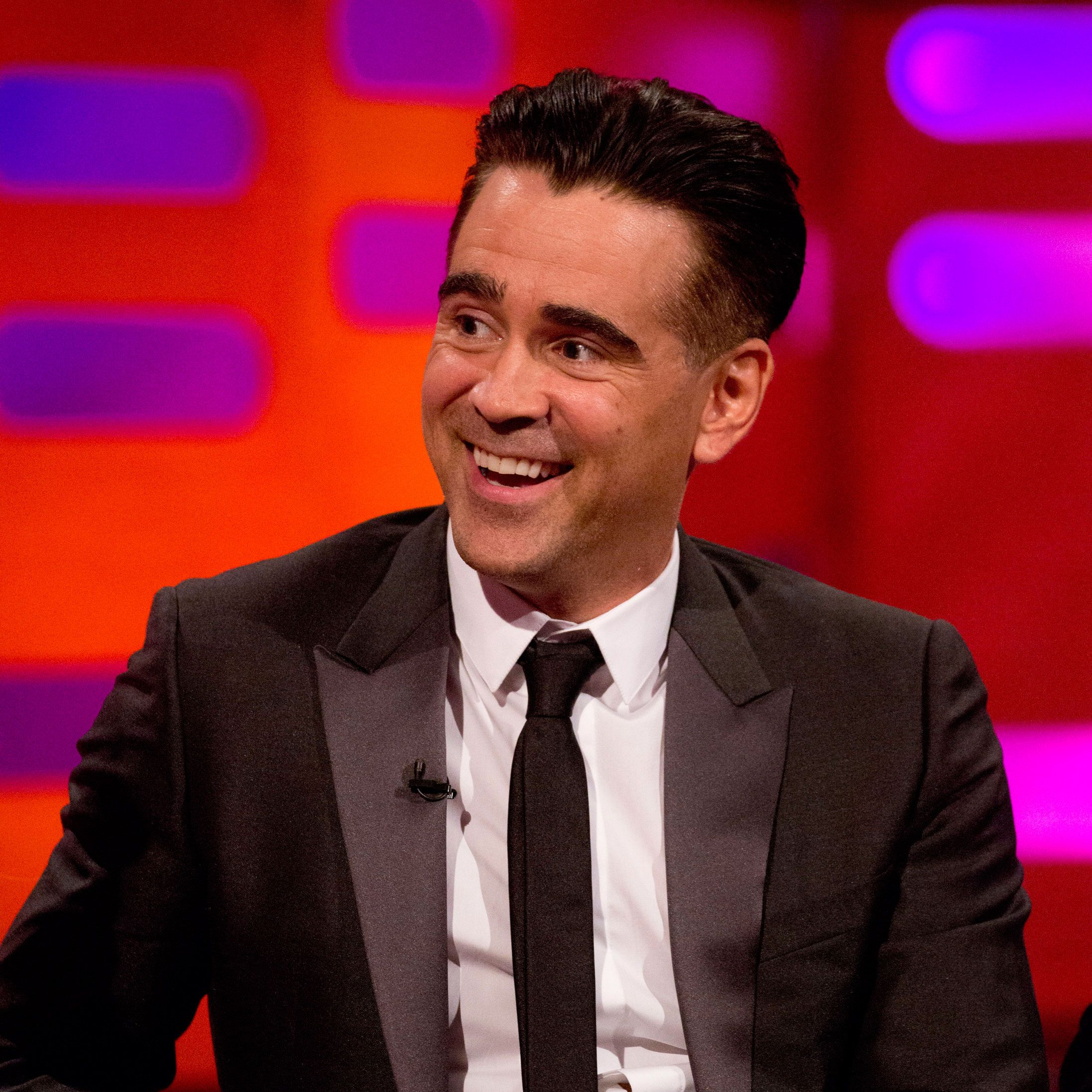 Colin Farrell will star in survival thriller series The North Water on BBC Two