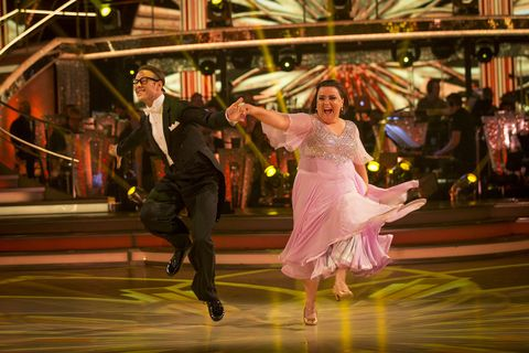 Former Strictly Come Dancing star Susan Calman accidentally