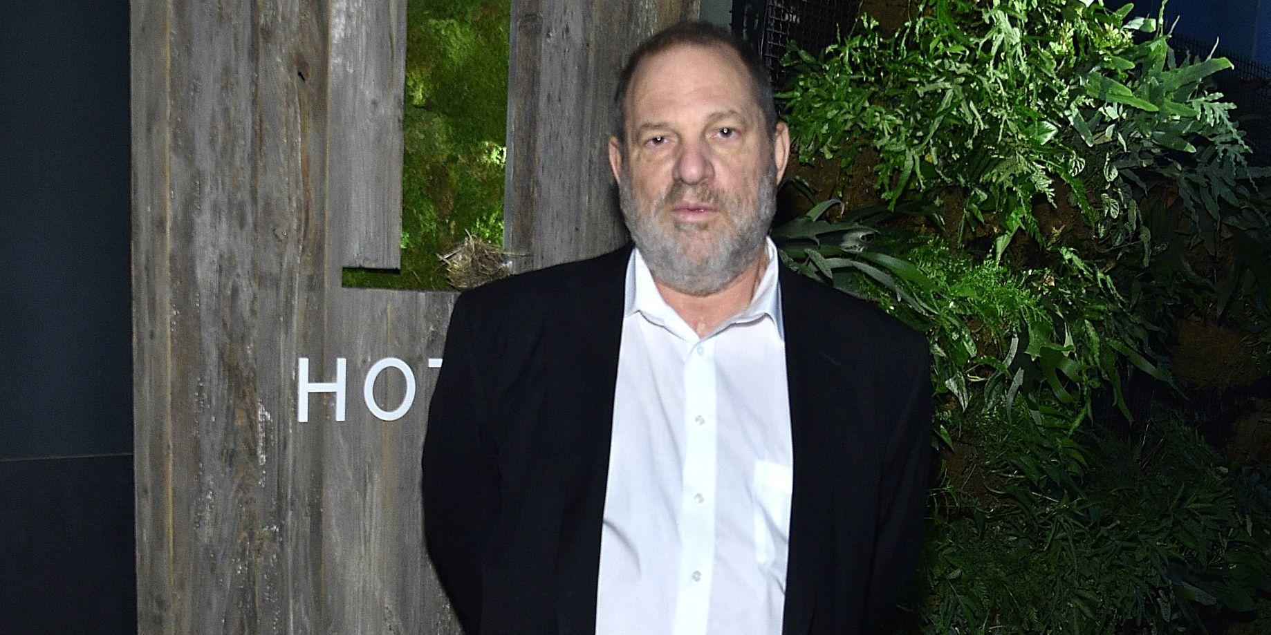 Harvey Weinstein, April 2017