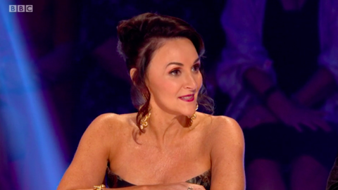 Strictly Come Dancing week 4 - Shirley Ballas