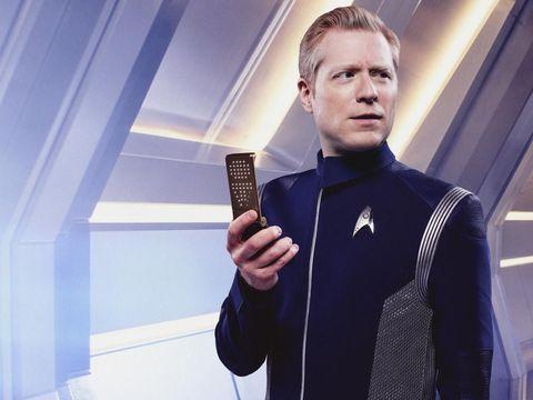 Star Trek Discovery Stamets, Anthony Rapp