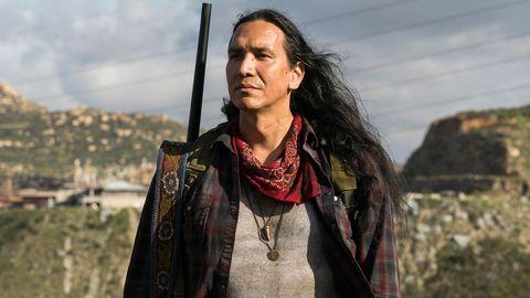 Fear the Walking Dead: Qaletaqa Walker