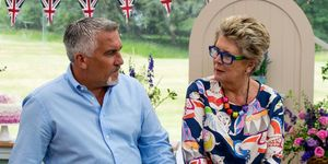 Paul Hollywood, Prue Leith Great British Bake Off