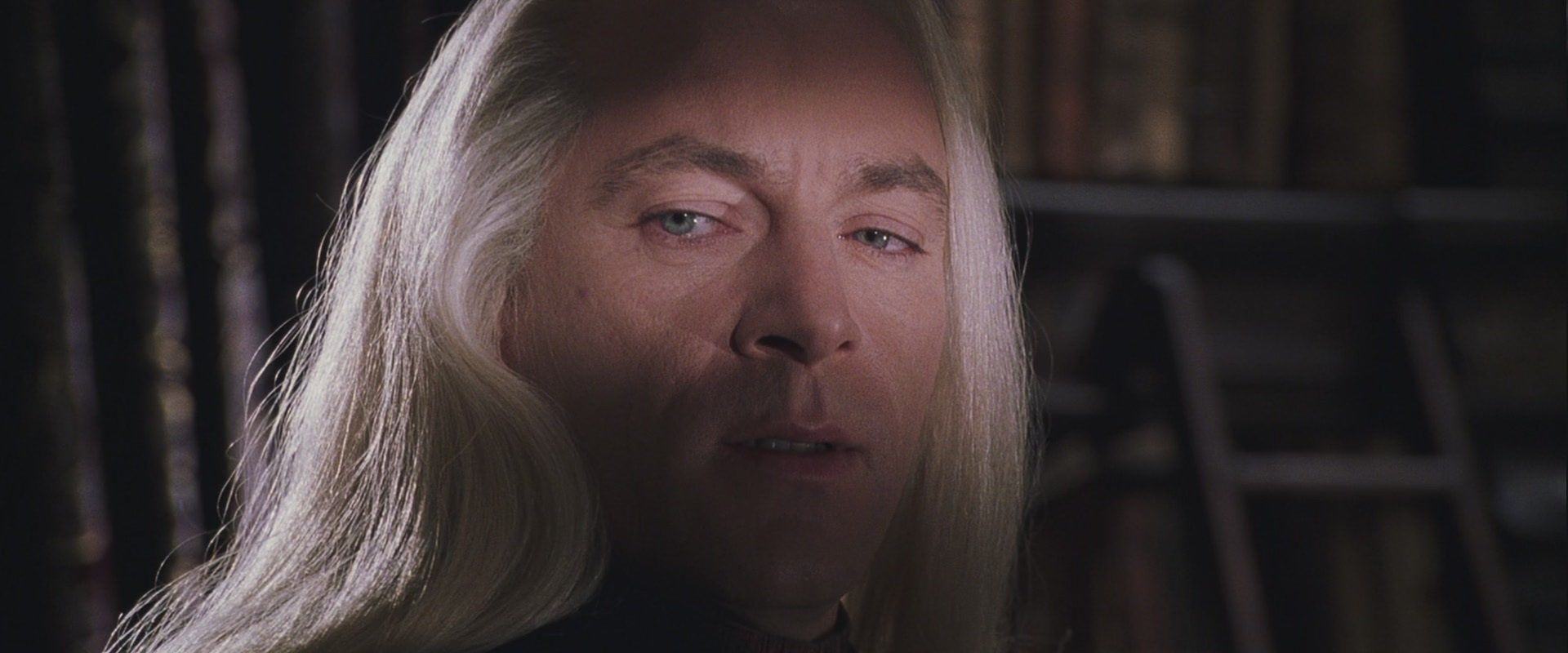 Jason Isaacs Didnt Want To Play Lucius Malfoy In Harry Potter