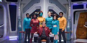 'Black Mirror' season 4: 'USS Callister'